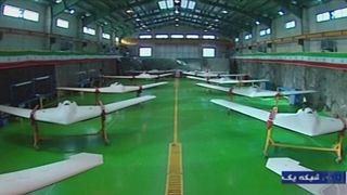Iran: Revolutionsgarden präsentieren Nachbau gekaperter Sentinel-Drohne der USA