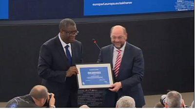 Nobel de la paix : docteur Mukwege en lice