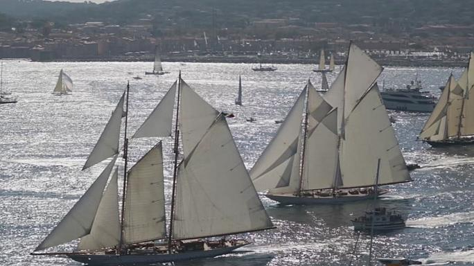 The 11th edition of Les voiles de Saint Tropez draws to a close