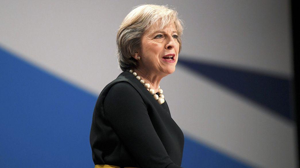 März 2017: Brexit-Trigger