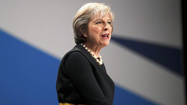 UK PM May sets Brexit trigger deadline for March 2017