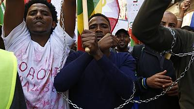 Oromia festival disrupted as Ethiopian police fire teargas to disperse protesters