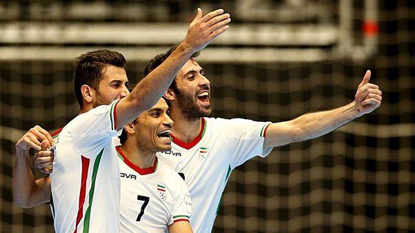 فوتسال ایران بر سکوی سوم مسابقات قهرمانی جهان