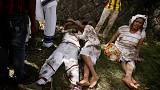 Ethiopian festival ends in deadly stampede