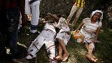 Etiópia: Protesto terá terminado com centenas de mortos