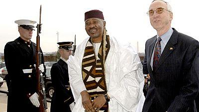 Malian opposition parties, civil society demand return of former President Toure
