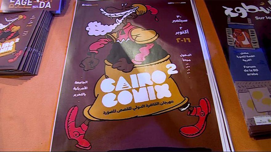 Cairo Comix, un festival para impulsar el cómic en Egipto y en los países árabes