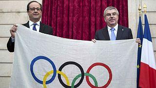 Le patron du CIO encense la candidature de Paris 2024