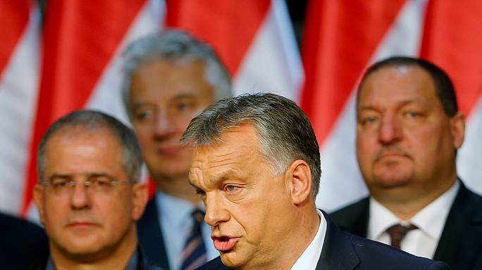 "Hungary's PM says Brussels cannot ignore ""migrant quotas"" vote"