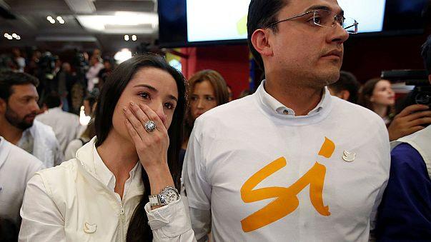 Колумбия на референдуме проголосовала против соглашения с ФАРК