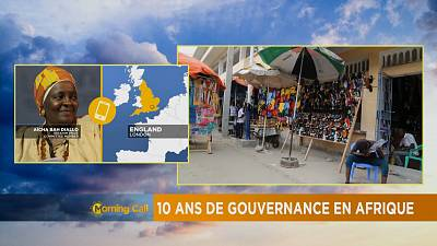 10 ans de gouvernance en Afrique [The Morning Call]