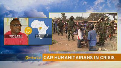 RCA : Des humanitaires ciblés [The Morning Call]