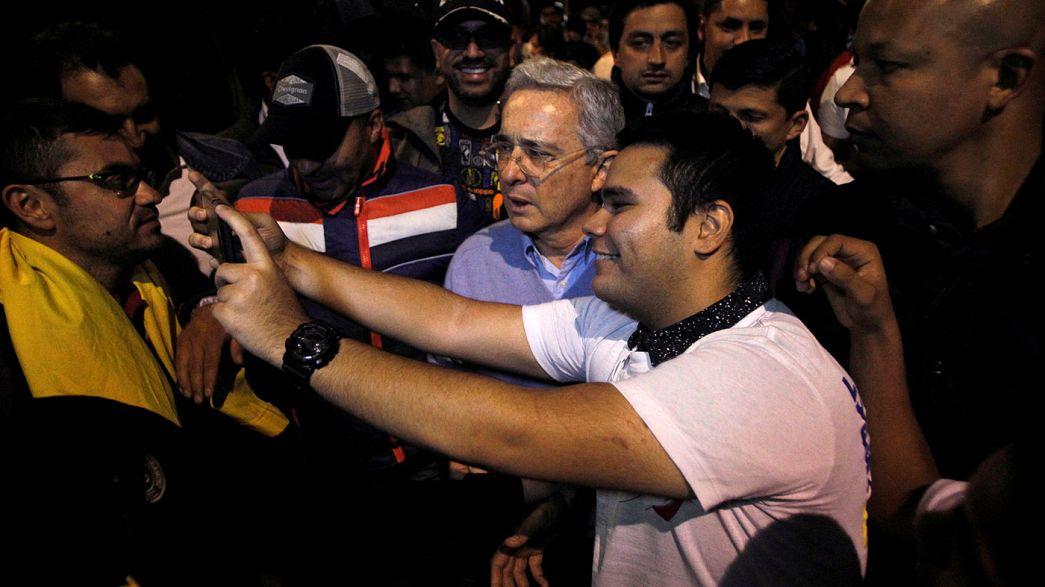 """Colômbia diz """"Não"""" ao acordo de paz com as FARC"""