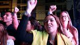 كولومبيا: احتفالات معسكر رافضي اتفاق السلام مع الفارك