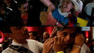 الكولمبيون يخيبون أمل الحكومة وحركة فارك برفض اتفاق السلام