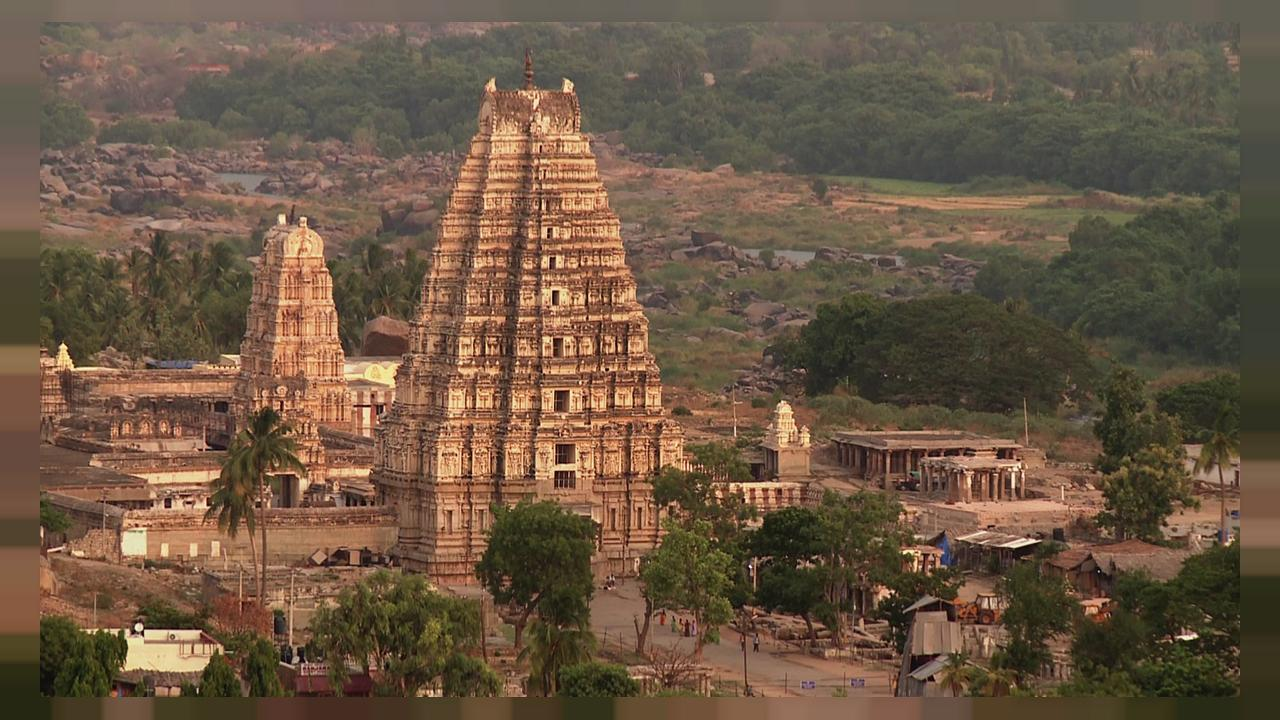 Hampi: O tesouro indiano resgatado do esquecimento