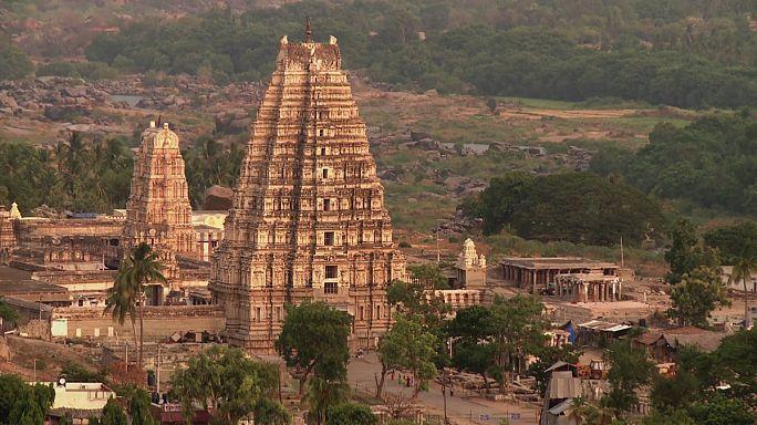 Hampi, egy indiai birodalom letűnt fővárosa