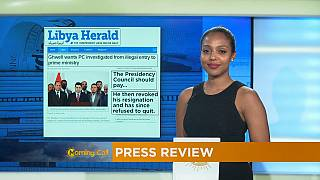 Press Review of October 3, 2016 [The Morning Call]
