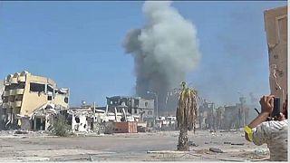 Des combats meurtriers à Syrte en Libye