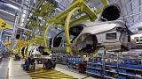 Eurozone manufacturing improves, but still very uneven