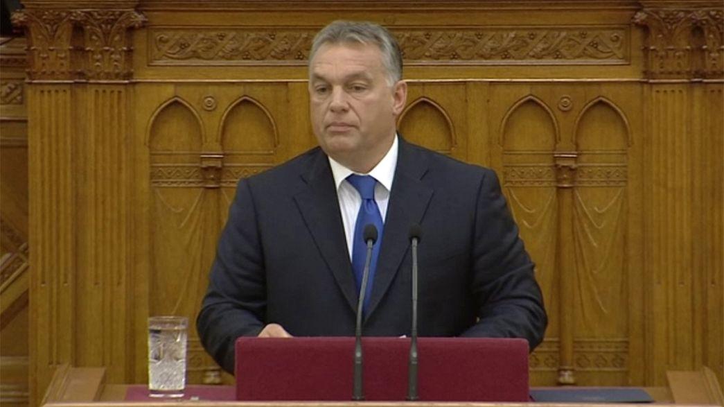 Орбан намерен законодательно закрепить результаты несостоявшегося референдума