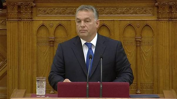 Hungarian PM Orban vows to amend constitution following refugee referendum result