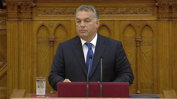 Viktor Orbán quiere reformar la Constitución para legitimar el resultado del referéndum