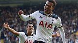 Tottenham inflige à City sa première défaite de la saison