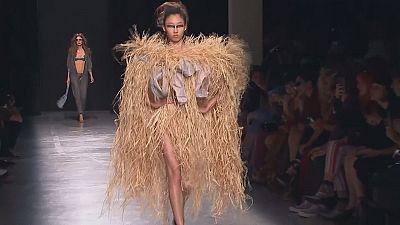 Westwood,Valentino, Saab...la Parigi della moda futura