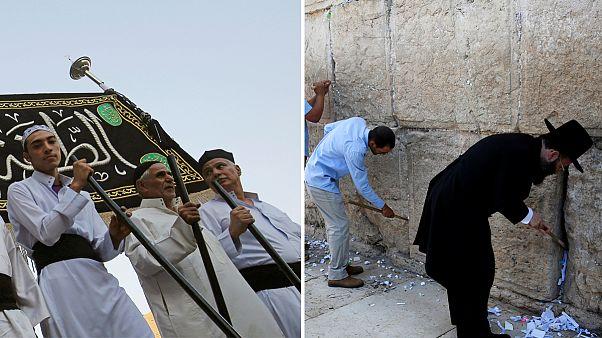 Καλή Πρωτοχρονιά σε Εβραίους και Μουσουλμάνους