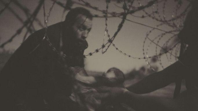 """Bilder vom Grenzzaun: """"World Press Photo""""-Ausstellung in Budapest"""