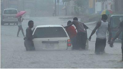 Les Caraïbes en état d'alerte avant l'arrivée de l'Ouragan Matthew