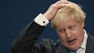 UK Foreign Secretary refers to Africa as a country