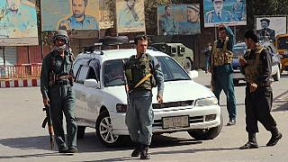 Taliban fighters enter northern city of Kunduz