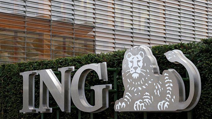ING recortará 7.000 empleos en Bélgica y Holanda