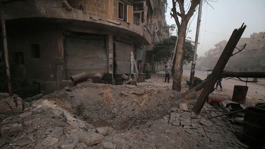 Usa-Russia, non c'è accordo sulla crisi siriana