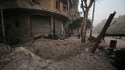 Syrie : entre bombardements et dialogue de sourds