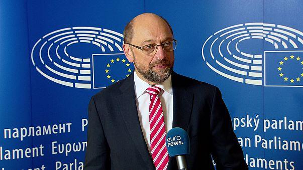 """Schulz: """"Existe uma oportunidade para dialogar [referendo]"""""""