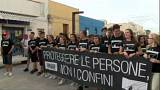 L'Italie rend hommage aux migrants morts en mer