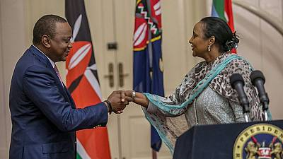 Kenya officially fields foreign affairs boss for AU Commission top job