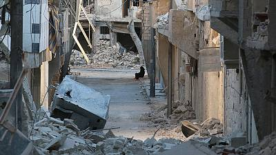US suspends Syria talks with Russia over Aleppo offensive