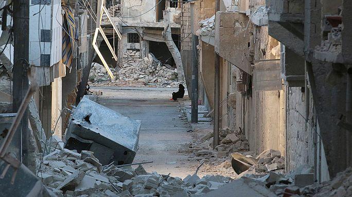 Felfüggesztette Washington a tárgyalásokat Moszkvával a szíriai tűzszünetről