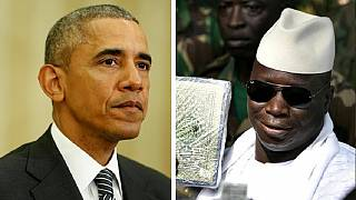 US imposes visa ban on Gambian government officials over deportation