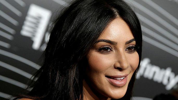 Kim Kardashian New York'a döndü
