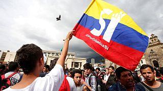 افزایش نگرانی ها از درگیریهای نظامی در پی مخالفت با توافق صلح در کلمبیا