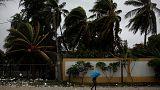 """Ураган """"Мэттью"""" угрожает Карибским островам"""