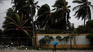 Matthew impactará esta noche contra la costa de Haití