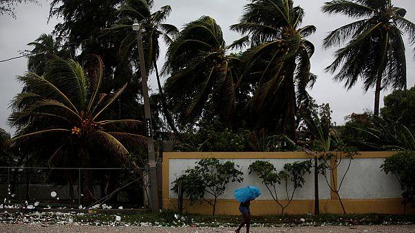 إعصار ماثيو يتسبب بغرق شخص في هايتي