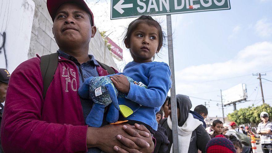 Image: MEXICO-US-MIGRATION-CARAVAN