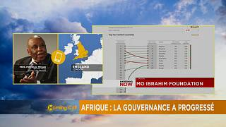 Africa's 10 year governance index report [The Morning Call]